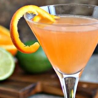 Springtime Martini.