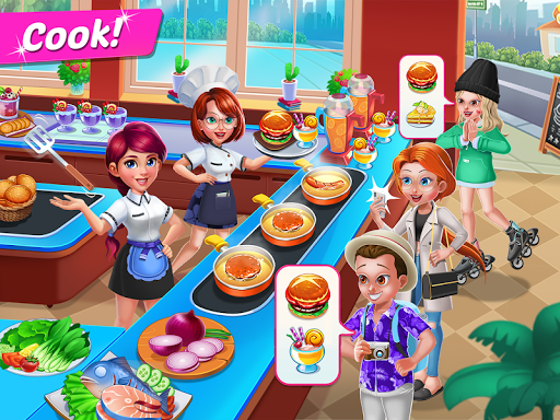 Kitchen Diary: Casual Cooking & Chef Games 2020 2.0.2 screenshots 16