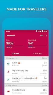 Travel Budget - Track Expenses with TravelSpend – Apps on Google Play