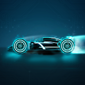 Black Racer Atom Theme
