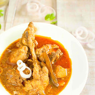 Dhaba Style Country Chicken
