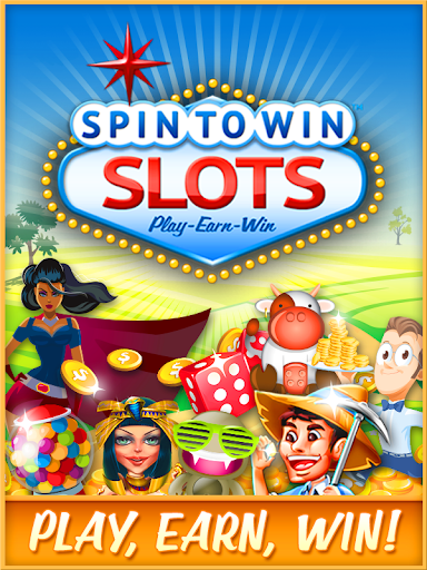 SpinToWin Slots Sweepstakes