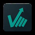 Bitsnapp Crypto Portfolio - Cryptocurrency tracker icon