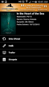 La Cartelera App screenshot 4