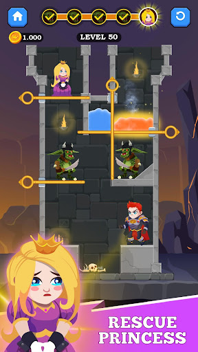 Hero Rescue android2mod screenshots 3