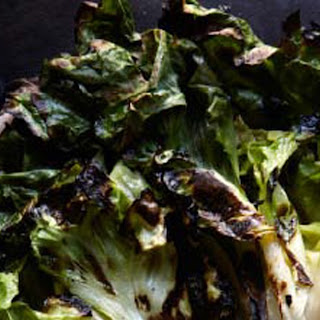 Grilled Escarole Recipe