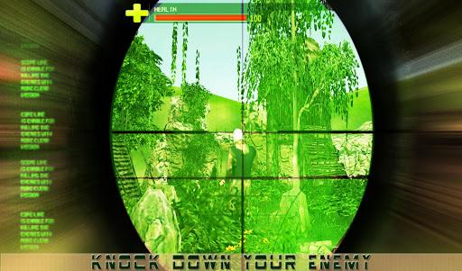 陸軍Sniper-シークレットミッション