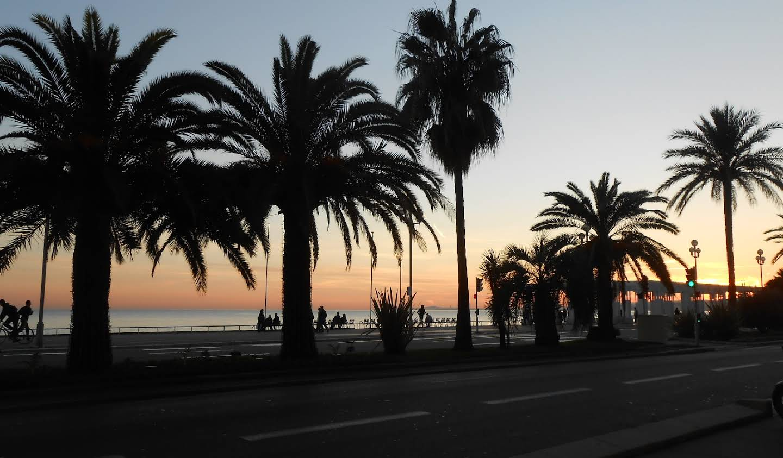 Propriété avec piscine en bord de mer Nice