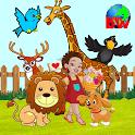 Zoo For Preschool Kids 3-9 Years icon