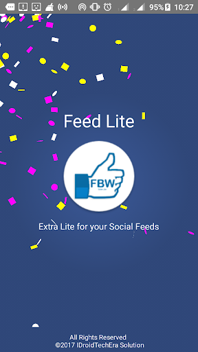 Feed Lite (Size 1870 KB) 1.18 screenshots 1
