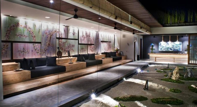 The Seiryu Boutique Villa