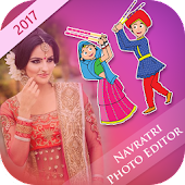 Navratri Photo Editor 2017