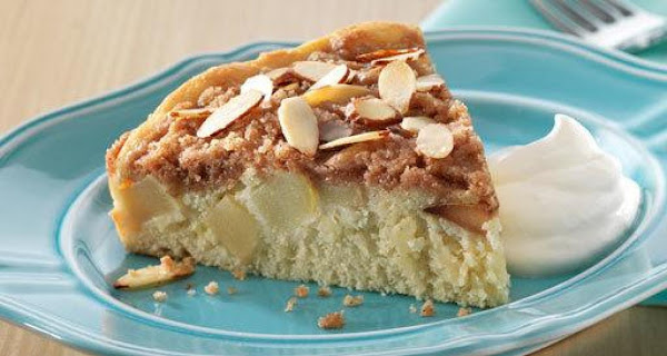 Pear Brunch Cake Recipe