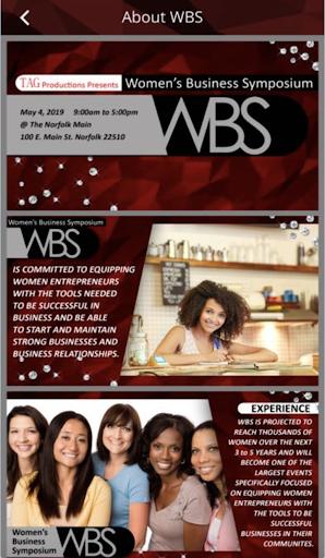 Women's Business Symposium hack tool