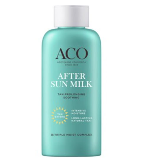 ACO After Sun Milk Parf 200ml