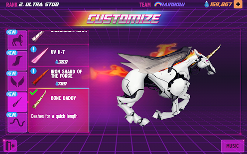 Robot Unicorn Attack 2