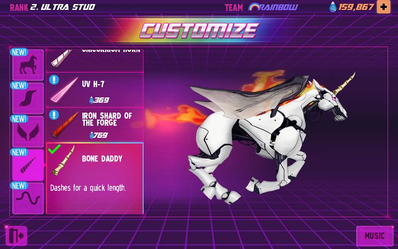 Robot Unicorn Attack 2 Screenshot 5