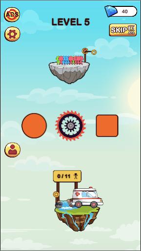 Rescue Hero - Rope Puzzle 1.3 screenshots 2