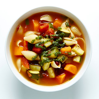 Best Vegetable Minestrone Soup