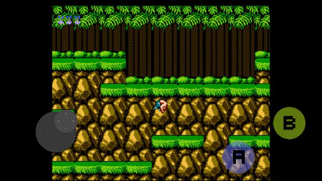 Contra mobile classic apk screenshot