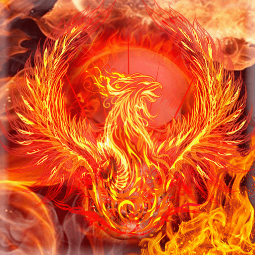 Mystery Fire Phenix HD Theme
