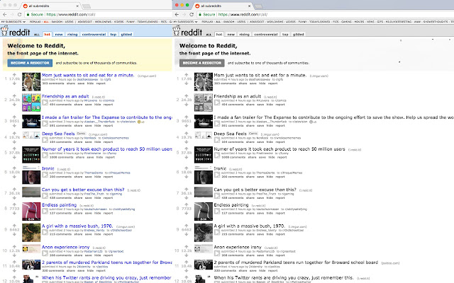 Grayscale the Web - Save Sites