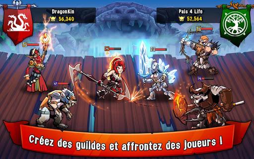 HonorBound (RPG)  captures d'u00e9cran 2