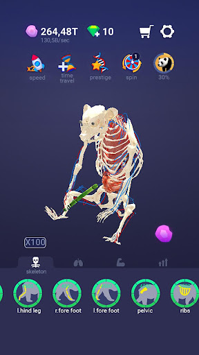 Idle Pet - Create cell by cell modavailable screenshots 3