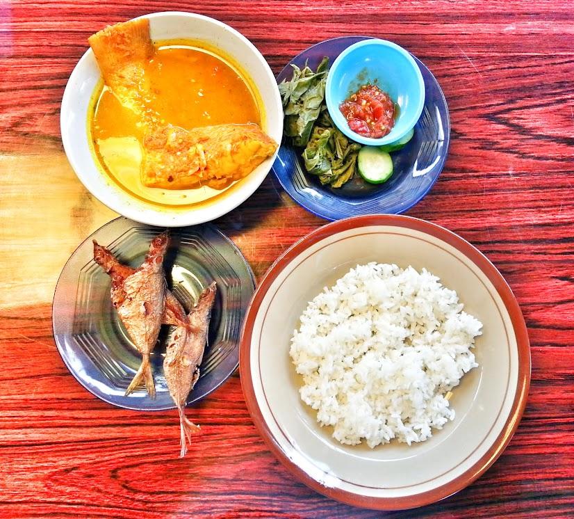 Lempah kuning, makanan khas ini wajib kamu coba jika ke Bangka.