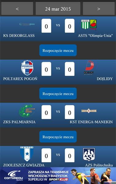 LOTTO Superliga- screenshot