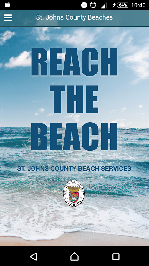 St. Johns County Beaches- screenshot