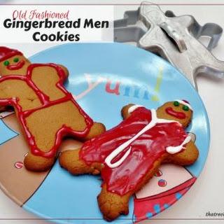 Gingerbread Men No Butter Recipes