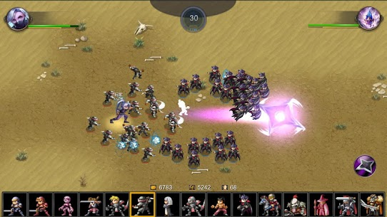 Miragine War Mod Apk (Unlimited Crystals) 5
