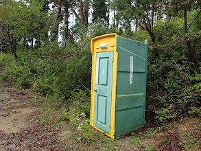 唐突にトイレ