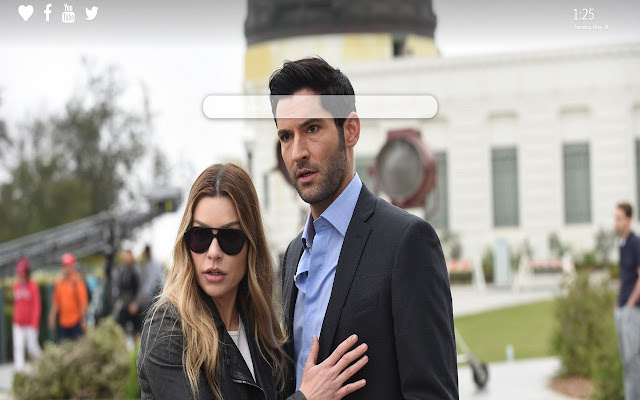 Lucifer Season 4 Wallpaper Google Chrome