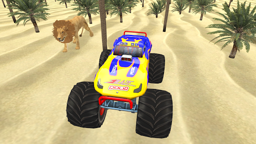 Monster Truck Offroad Hill Climb 3D 1.0 screenshots 2