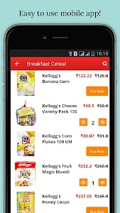 Hello Grocery - Online Grocery screenshot 1
