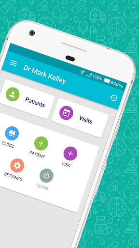 Doctor At Work (Plus) - Patient Medical Records 1.37.0 screenshots 2