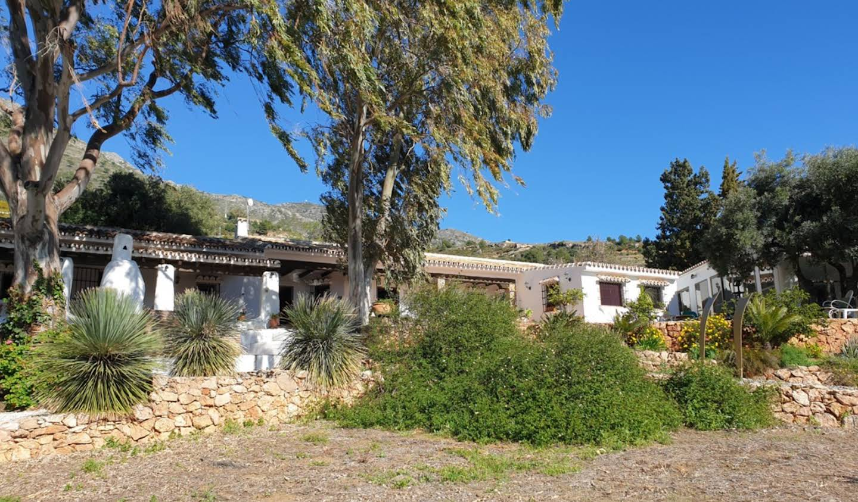 Propriété avec piscine et jardin Mijas