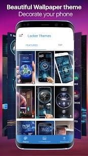live lock screen wallpaper - náhled