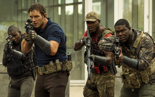 Chris Pratt rises to a blockbuster challenge: Originality