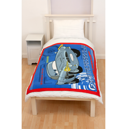 Cars - Spy - Fleece Blanket