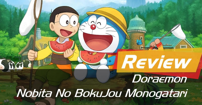 [Review] Doraemon Nobita No BokuJou Monogatari