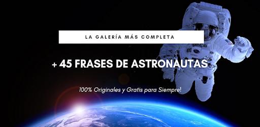 Frases De Astronautas መተግባሪያዎች Google Play ላይ