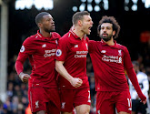 Liverpool kan zondag rekenen op Mohamed Salah