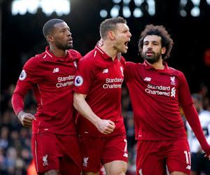 Premier League: Liverpool s'impose en toute fin de match et reprend sa première place