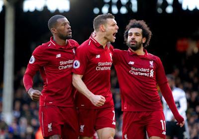 Liverpool verslaat Arsenal thuis met 3-0