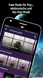 Download Radio Jam Musik kostenlose: Deutsche Songs: Lieder For PC Windows and Mac apk screenshot 3