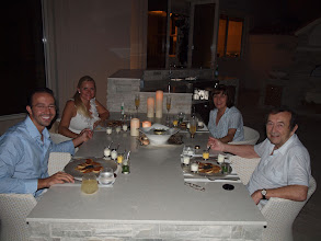 Photo: dinner on my b-day