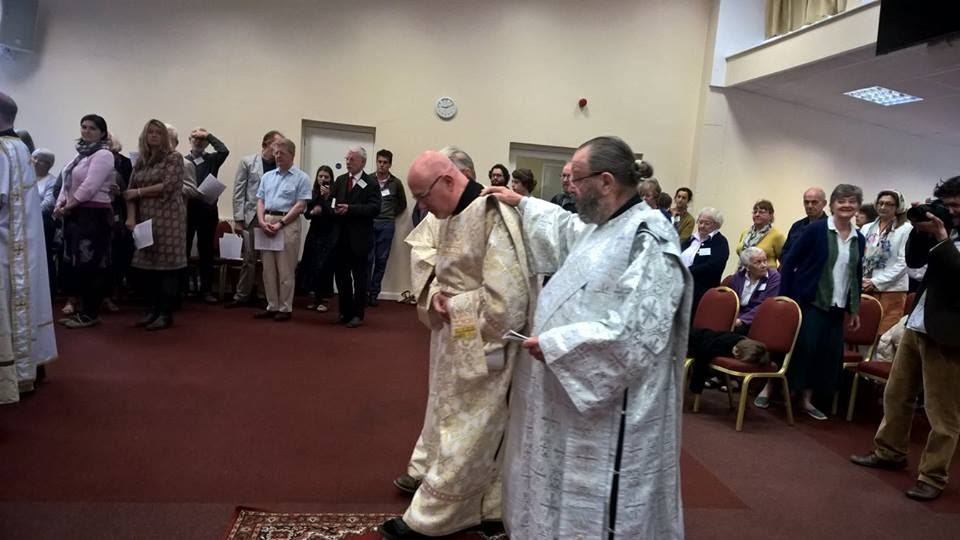 Ordination of Fr James Burns